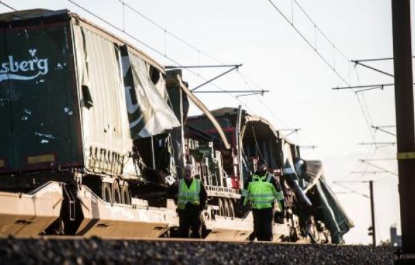 Tren Dinamarca