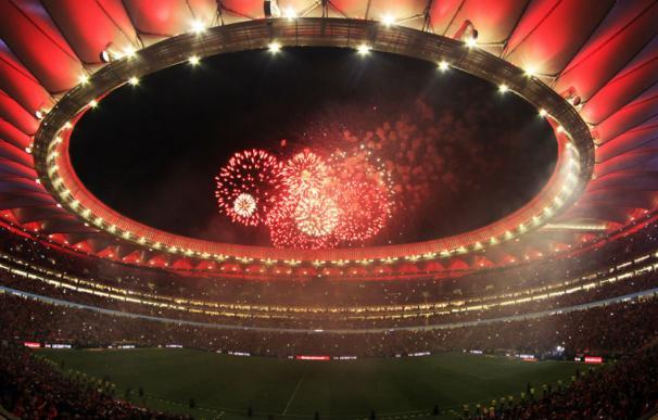 Imagen del Wanda Metropolitano / Atlético de Madrid