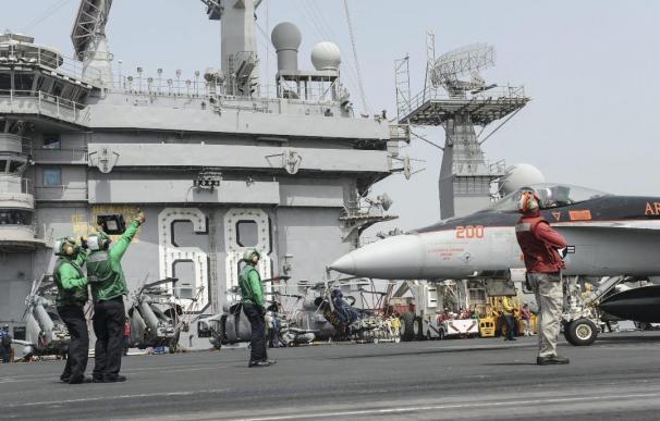El Pentágono prorroga el despliegue de su flota en el Mediterráneo