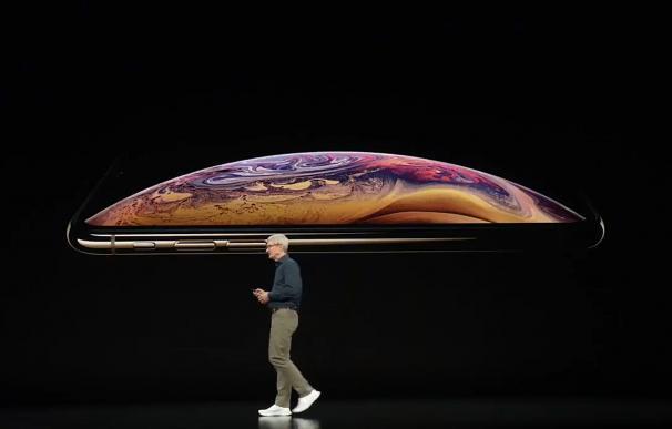 Apple presenta su iPhone Xs junto con el iPhone Xr