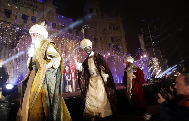 Madrid se blinda para las Cabalgatas de Reyes con maceteros y bolardos.
