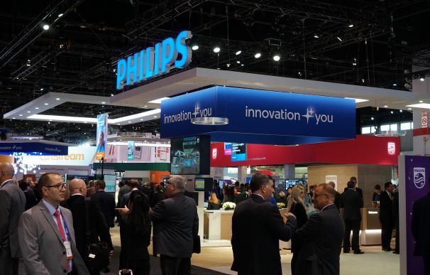 Imagen stand de Philips / Philips