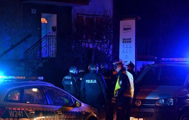 Cinco adolescentes mueren en Polonia en una 'escape room'