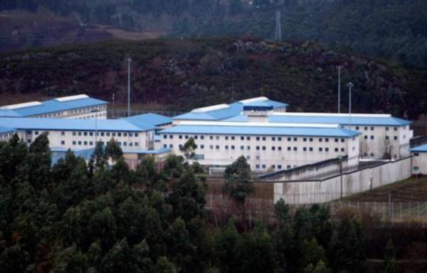Vista del penal pontevedrés de A Lama - EFE