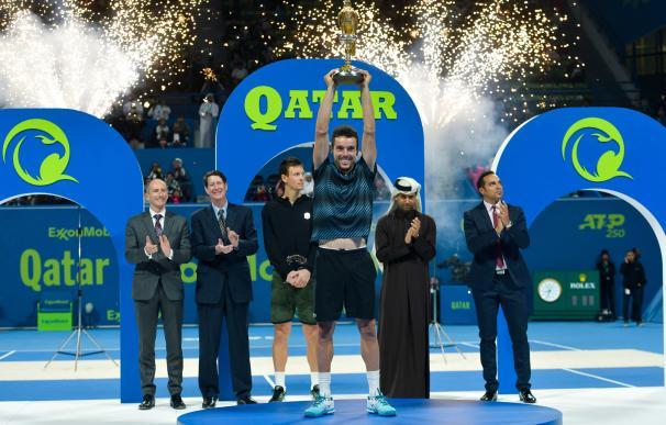 Roberto Bautista gana en Doha