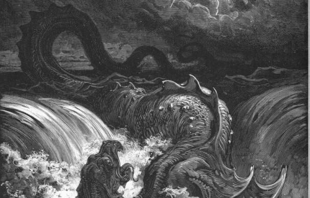 El Leviatán de Doré