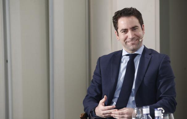 El secretario general del Partido Popular, Teodoro García Egea, participa en Los