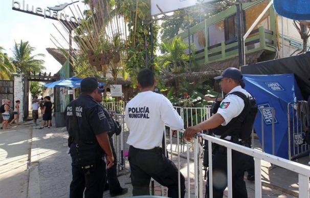 El tiroteo se produjo en la zona de Villar del Sol, muy conocida en Playa del Carmen