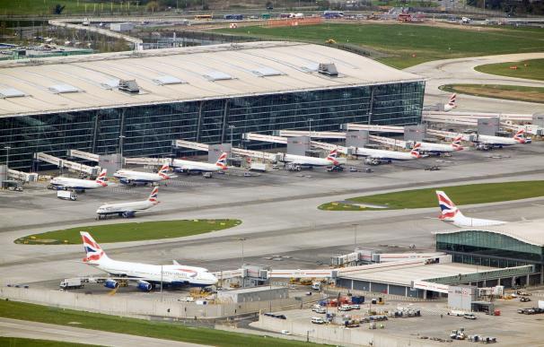 Terminal T5 del aeropuerto de Londres Heathrow (Ferrovial)