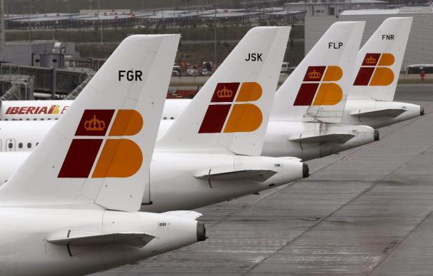 IAG transportó en febrero a un 7,4 por ciento más de pasajeros