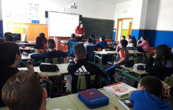 El proyecto 'Inclúyeme en tu selfie' se dirige a estudiantes de Secundaria.