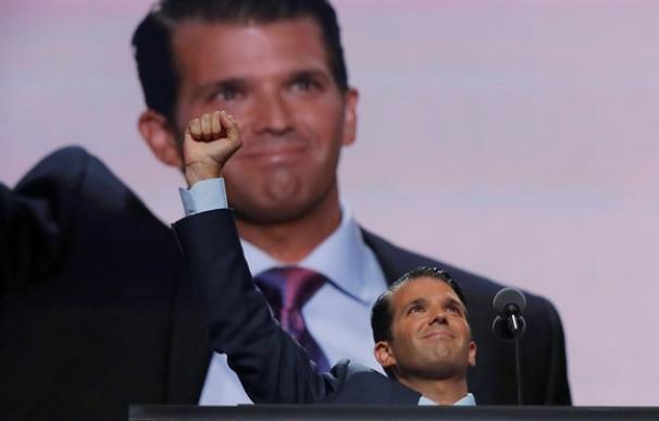 Trump Jr. / Europa Press