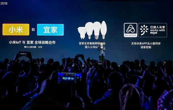 Conferencia anual MIDC de Xiaomi