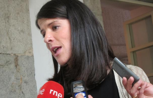 La Deportista Y Nueva Diputada Del PP, Ruth Beitia