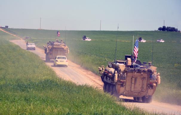 EEUU inicia la retirada de sus tropas en Siria.