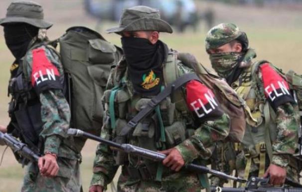 La guerrilla del ELN reclama nuevo diálogo al gobierno colombiano (EFE)