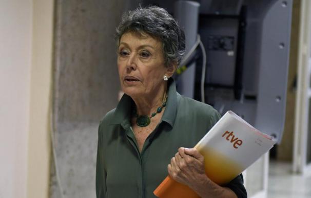 Rosa María Mateo, administradora provisional de TVE / EFE
