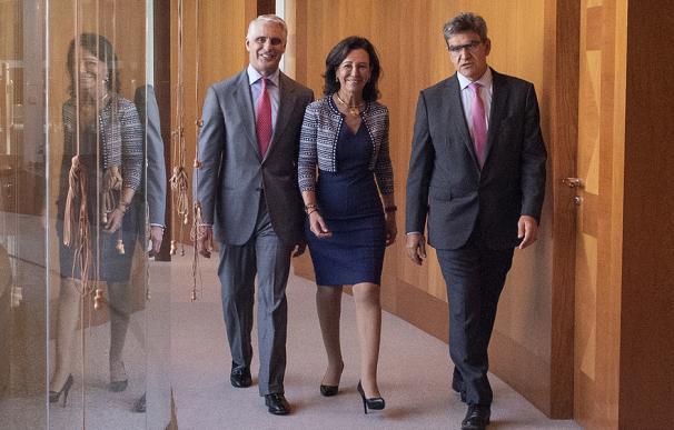 Nombramiento de Andrea Orcel del Banco Santander