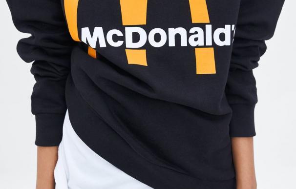 McDonald's y Zara