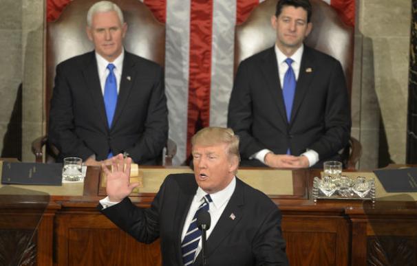 El tono más moderado de Trump: así ha visto la prensa estadounidense su discurso ante el Congreso