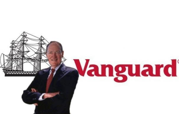 Jack Bogle fundó Vanguard en 1975.