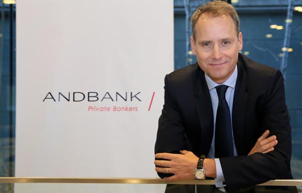 Alex Fusté, economista jefe de Andbank