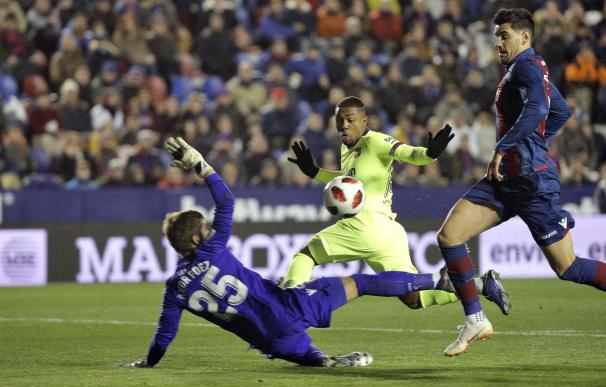Barça-Levante