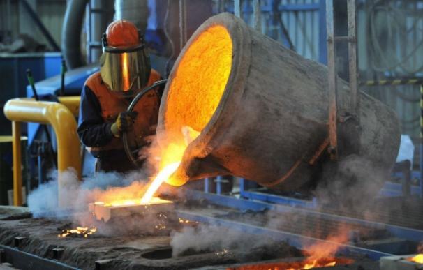 La siderurgia consume gran cantidad de electricidad.
