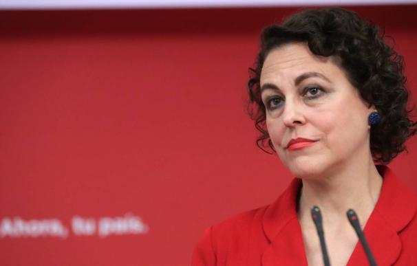 Magdalena Valerio, ministra de Trabajo. (EFE)