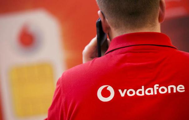 Vodafone empleado