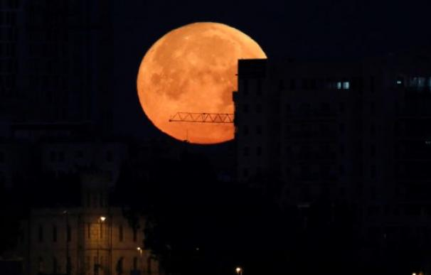 La luna de sangre de este lunes será la última hasta 2021.