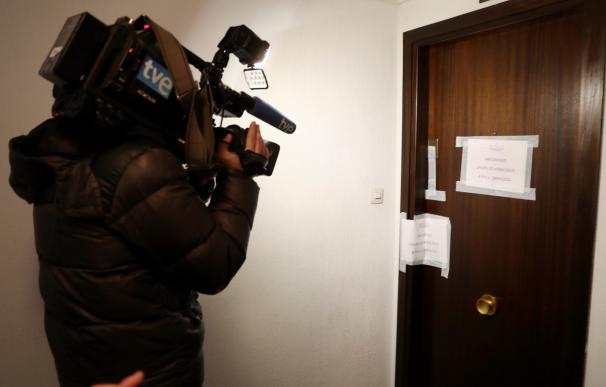 Casa donde fue encontrada muerta la abogada de su asesino