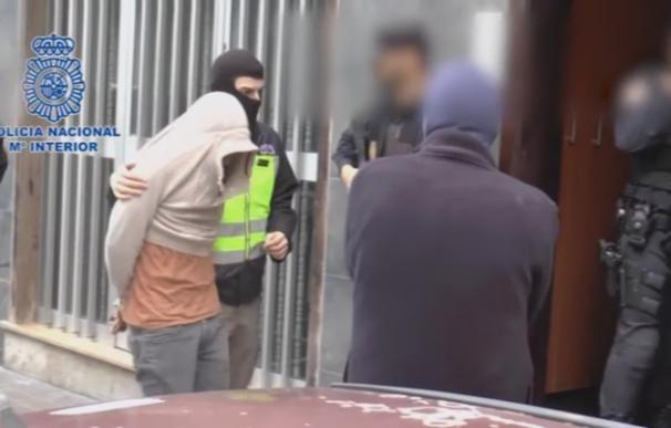 Haiba El Ansari, de nacionalidad marroquí, fue detenido en febrero de 2017. (Foto: Policía)