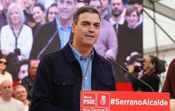 Sánchez ha dicho que aquellos que voten 'no' a los PGE deberán explicar sus razones (Foto: PSOE)