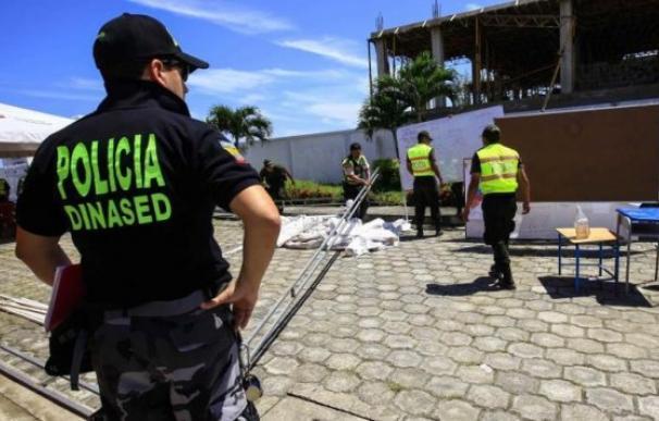 La Policía de Ecuador detuvo a la madre, que confesó el crimen.