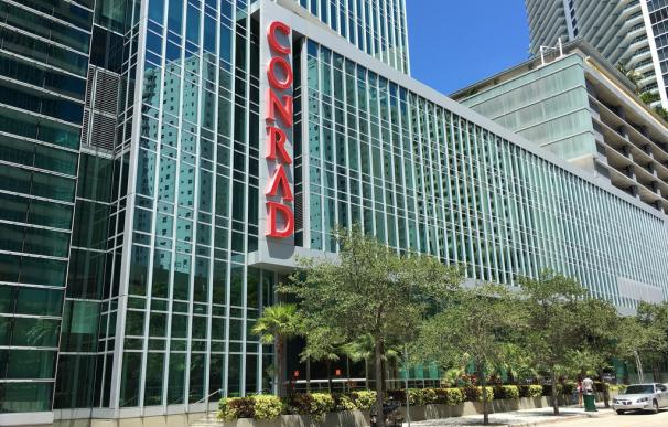 Fotografía del hotel Conrad.