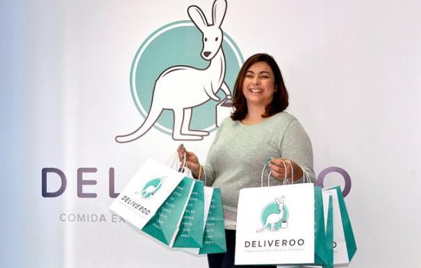 Diana Morato, Deliveroo