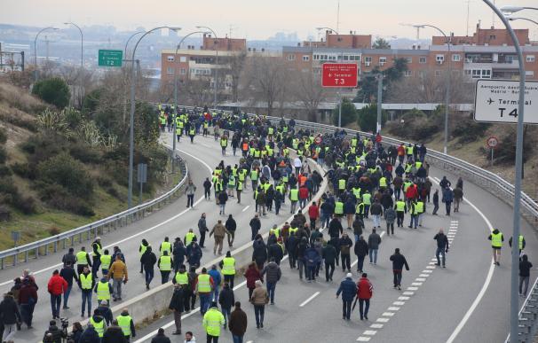 El taxi votará mañana si finalmente acepta la propuesta de la Generalitat
