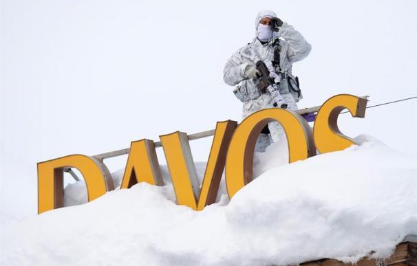 Davos acoge estos días su tradicional cita anual.
