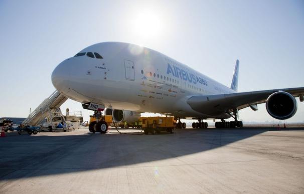 Airbus presenta sus novedades en el Salón Aeronáutico de Farnborough (Reino Unido)