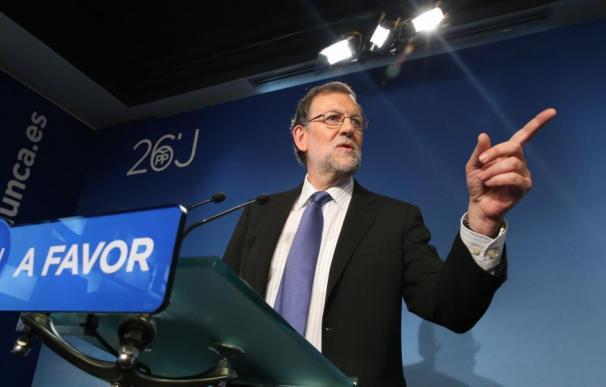 Foto de Mariano Rajoy PP
