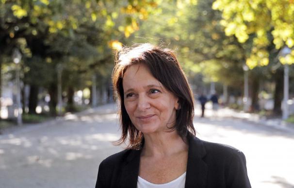 Carolina Bescansa, candidata a liderar Podemos Galicia.