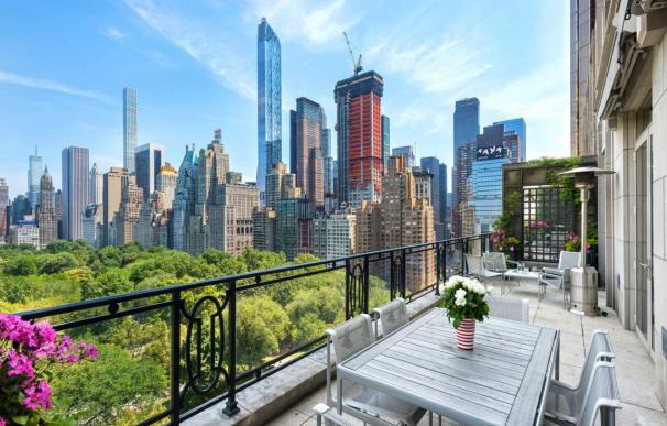Ken Griffith se ha comprado un ático en Manhattan