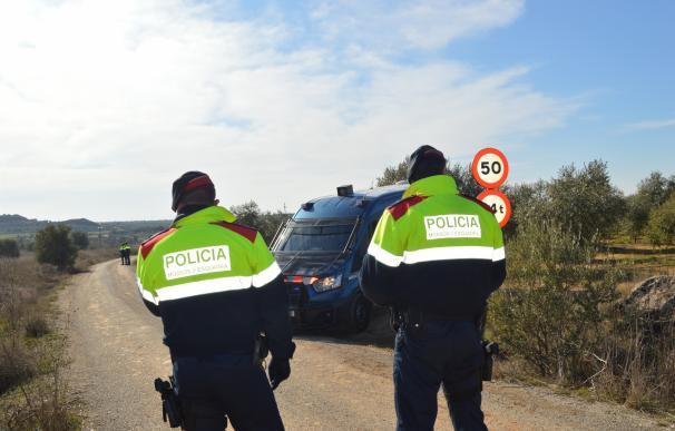 El cazador que mató a dos agentes rurales en Aspa (Lleida) los remató en el suelo