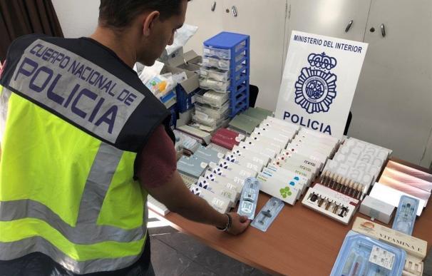 La Policía ha detenido a dos falsos médicos en Málaga