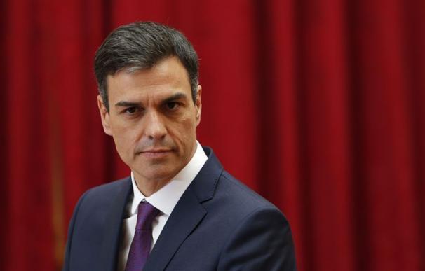 El presidente del Gobierno, Pedro Sánchez / EFE