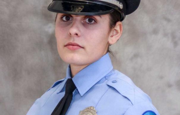 Katlyn Alix, de 24 años, la agente fallecida en el incidente (St. Louis Police)