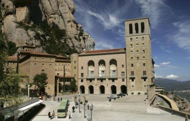 Los príncipes acudirán a la Abadía de Montserrat durante su visita de tres días por Cataluña