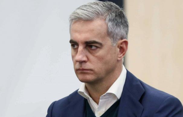 Ricardo Costa, exnúmero dos del PP en Valencia.