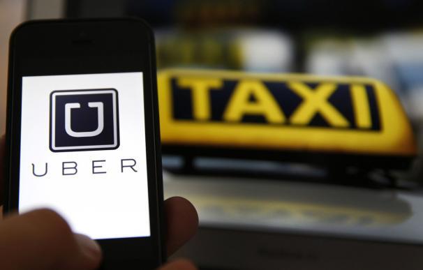 Uber taxi oscura